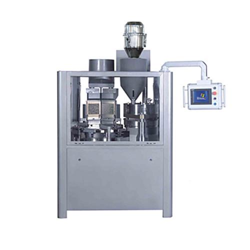 La máquina de llenado de cápsulas de gelatina dura totalmente automática NJP-2000 aprobó el CE