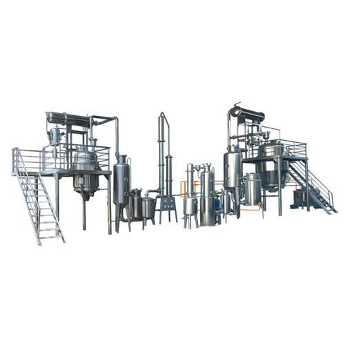 LTN-4/1000 Máquina de extracción de etanol de aceite de aguacate de sésamo de planta de palma caliente