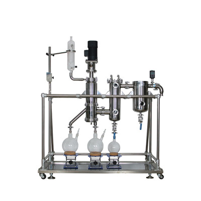 LTSP-10 Low Temperature Hemp CBD Oil Purifier Purification machine