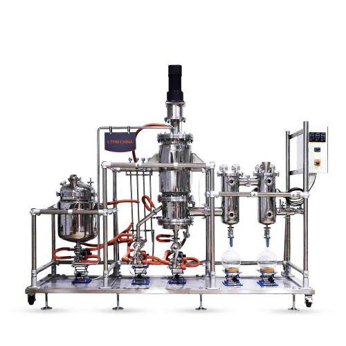 LTSP-5 Hemp CBD Oil Short Path Extractor Distillation Equipment