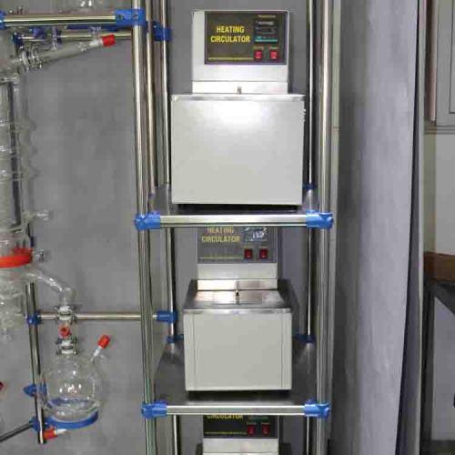LTSP-50 Automatic Hemp Essential Oil Short Path Molecular Distillation Equipment