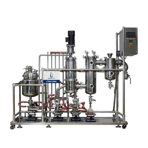 LTSP-15 High Purity Hemp Cannabis Extractor Extraction Line