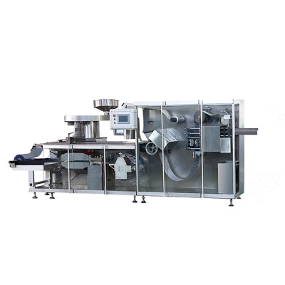 DPH-260H High Speed Capsule Tablet Blister Packing Machine