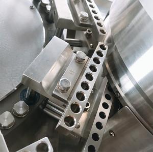 NJP-1200 Pharma Encapsulación automática de la máquina de llenado de cápsulas