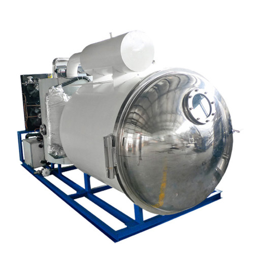 China LTDG Fruit and Vegetable Vacuum Freeze Drying Machine / Fruit Freeze Dryer