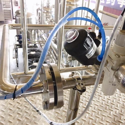 100% Calidad garantizada y garantía de la máquina de extracto y concentrado LTN3 / 750 CBD