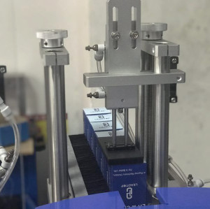 Máquina para fabricar cajas de cartón semiautomática ZH-50S