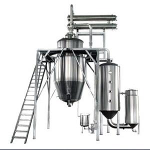 Máquina de extracción de ginseng de aceite esencial de extracción de aceite de cáñamo
