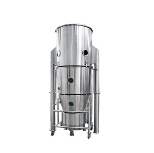 Pharmaceutical continuous Fluid bed granulator dryer with CE certificate