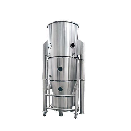 Secador de granulador de lecho fluido continuo farmacéutico con certificado CE