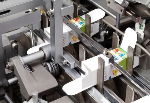 Máquina automática de envasado de envases de botellas automática para ampolla