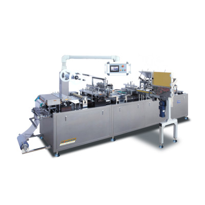 LTZS-500 Multi-functional Paper Plastic Blister Packing Machine