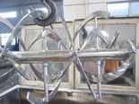 WLDH-1 Mezclador industrial de polvo Mezclador de cinta Mezcladora de polvo seco