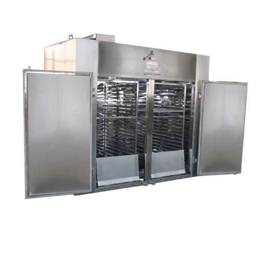 Air circulation heated red chili tomato ginger cassava onion drying machine