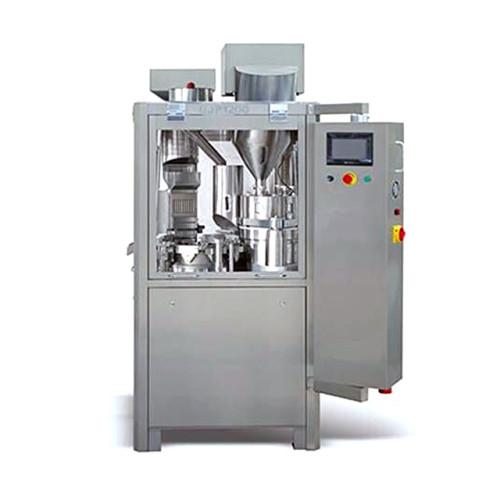 Structure Of Automatic Capsule Filling Machine