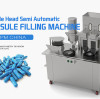 What are the common failures of using semi-automatic capsule filling machines?
