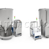 Why is the reason of centrifugal spray dryer appear to stick to the spray drying chamber? How to solve the problem on Spray Drying Machine Powder sticking?