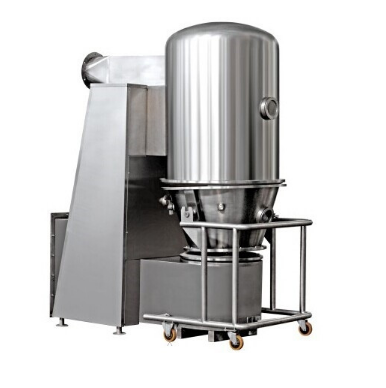 GFG-200 Vibrating Fluid Bed Processor Fluidized Bed Drier price for granulating