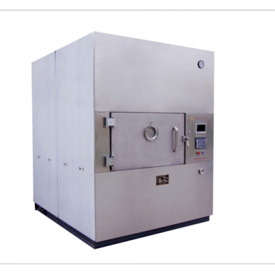 HWZ-30 Vacuum Micro Wave Drying Machine para fibra, algodón, alimentos, frutas, etc.