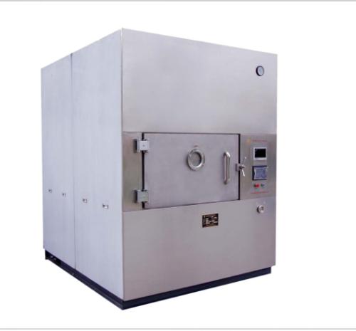 HWZ-30 Vacuum Micro Wave Drying Machine for Fiber, Cotton, food, fruit, etc