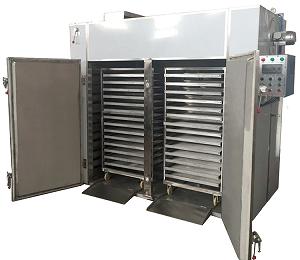 Horno de secado de circulación de aire caliente / Bandeja Secadora de frutas y verduras
