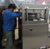 In winter, what are the anti freezing measures for pharmaceutical machines?