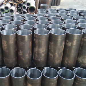ST52 ST52.3 Cylinder Barrel Seamless Cylinder Barrel