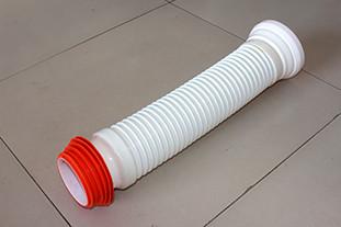PP / PE que forma la máquina de extrusión de tubo corrugado al vacío