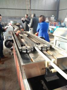 PVC/PA/PE//PP/EVA plastic telescopic corrugated pipe extrusion machine-Zhongkaida