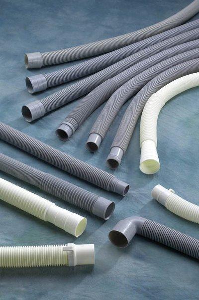 Ligne d'extrusion de tuyaux de drainage pour machine à laver et climatiseur PE