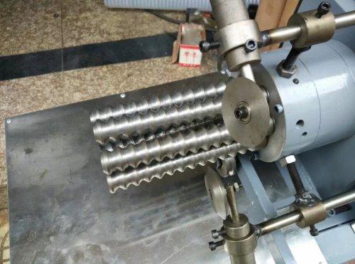 Máquina de extrusión de tubo de escape de ventilador de cocina de PU / PVC