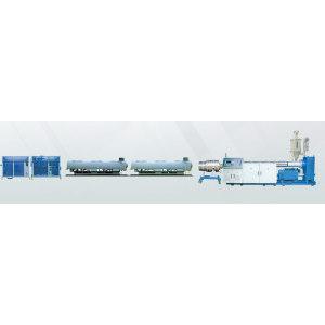 PE water supply pipe and gas pipe extrusion machine-Zhongkaida Plastic Machinery