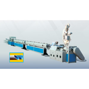 PPR plastic pipe extrusion machine-Zhongkaida Plastic Machinery