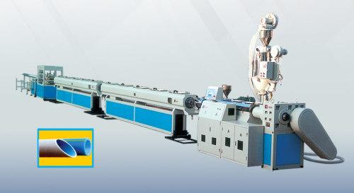 Machine d'extrusion de tuyaux en plastique PPR