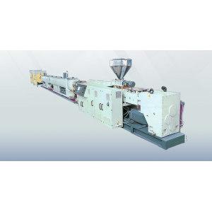 PVC plastic pipe extrusion machine-Zhongkaida Plastic Machinery