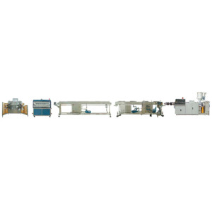 Small Diameter Special Pipe Extrusion Line