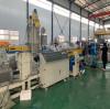 Auditoría del cliente indio para máquina de tubería corrugada de doble pared