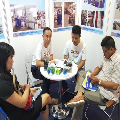ZKD plastic machinery attend the 18th Vietnamplas exhibition