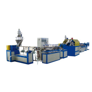 PVC net work garden plastic pipe extrusion machine-Zhongkaida Plastic Machinery