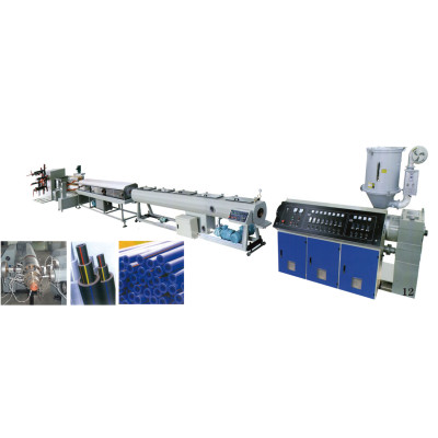 PPR/PP/PE Compound Pipe Extrusion Line