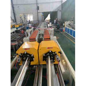 PP/PE plastic pipe double extrusion machine-Zhongkaida Plastic Machinery