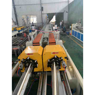 Double-tube Extrusion Line