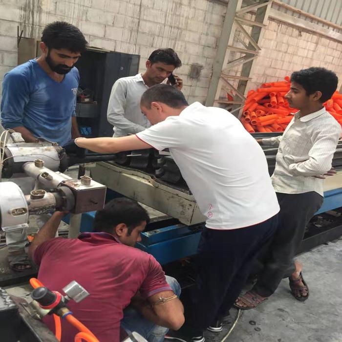 ¿Cómo es el servicio postventa de Zhongkaida Plastic Machinery?