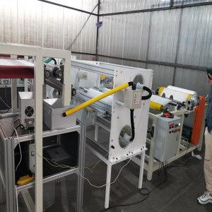 PP Melt-blown fabrics production machine
