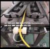 Machine à tubes ondulés à paroi simple ID5mm de petite taille livrée avec succès