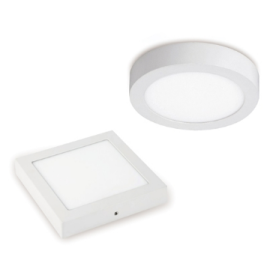 LED Panel Light -Surface installation 6W 12W 18W 24W