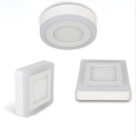 LED Panel Light -Double Color