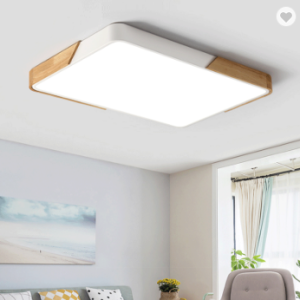 Wooden ceiling lamp ,Multicolor ceiling light