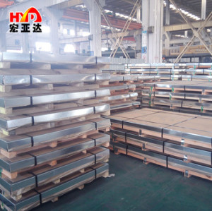 Stainless Steel Sheet 304 2B/NO.4+PVC