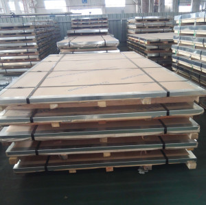 Stainless Steel Sheet 201 HairLine(HL)+PVC